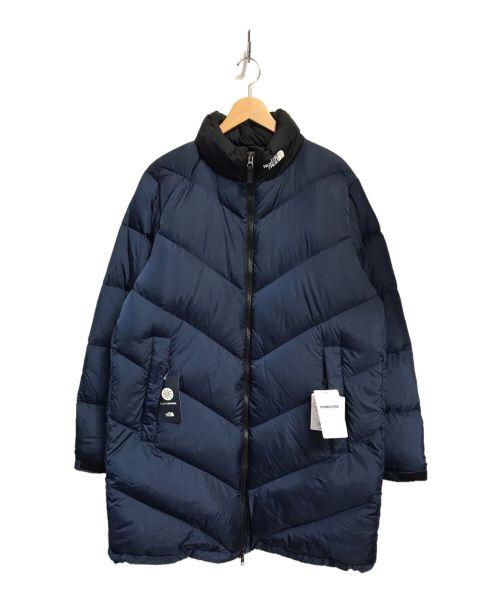 THE NORTH FACE(ザ ノース フェイス)THE NORTH FACE (ザ ノース フェイス) ASCENT COAT ネイビー サイズ:Lの古着・服飾アイテム