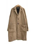 ()の古着「20A/W CHESTER / W-COAT」 キャメル