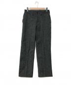 freewheelers(フリーホイーラーズ)の古着「CONSTRUCTION WOKER Trousers」 グレー