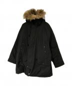 MORGAN MEMPHIS BELLE(モーガン メンフィス ベル)の古着「N-3Bタイプコート」 ブラック