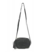 GUCCI(グッチ)の古着「ソーホーショルダーバッグ」|ブラック