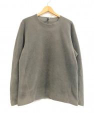 ARC'TERYX VEILANCE (アークテリクス ヴェイランス) Dinitz Sweater グレー サイズ:S 1165-7-SS006070-1/3