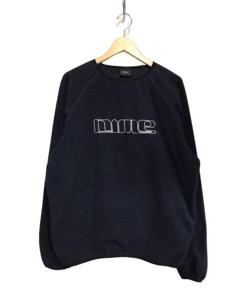 Dime(ダイム)Dime (ダイム) ロゴスウェット ネイビー サイズ:Mの古着・服飾アイテム