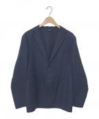 JIL SANDER(ジルサンダー)の古着「テーラードジャケット」|ネイビー