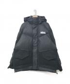 NIKE×sacai(ナイキ×サカイ)の古着「20A/W NRG PARKA」 ブラック