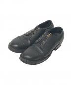 WHITES BOOTS(ホワイツ ブーツ)の古着「オックスフォードシューズ」 ブラック