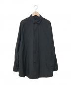 teatora(テアトラ)の古着「TT- SHT-P Cartridge Shirt Pack」|ブラック
