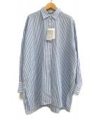 IENA(イエナ)の古着「21S/S SOMELOSリヨセルシャツ」|ブルー