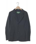 ()の古着「デザイン3Bジャケット」 ネイビー