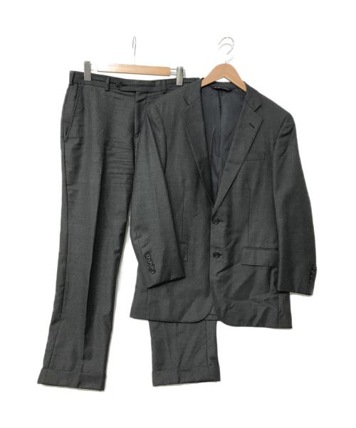 BROOKS BROTHERS(ブルックスブラザーズ)BROOKS BROTHERS (ブルックスブラザーズ) セットアップスーツ グレー サイズ:38 REGENTフィットの古着・服飾アイテム