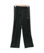 Needles(ニードルス)の古着「20S/S Track Pant - Poly Smooth」 ブラック