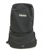SUPREME()の古着「10A/W SOLO 29 Backpack 」 ブラック