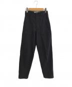 THE SHINZONE(ザ シンゾーン)の古着「ベイカーパンツ」|ブラック