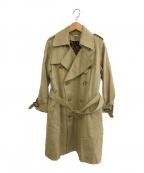 beautiful people(ビューティフルピープル)の古着「ultimate pima trench coat」|ベージュ