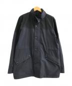 AIGLE()の古着「撥水オルジージャケット」|ネイビー