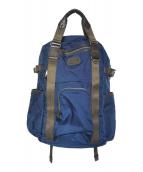 TUMI(トゥミ)の古着「Lejeune Backpack Tote BALTIC」 ネイビー