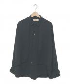 CULLNI(クルニ)の古着「20A/W シャツ」 ブラック