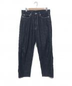 Graphpaper()の古着「21S/S Denim Five Pocket Pants」 インディゴ
