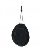 HENDER SCHEME(エンダースキーマ)の古着「巾着」|ブラック