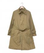 MACKINTOSH()の古着「ライナー付ステンカラーコート」|ベージュ