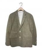 Black Fleece(ブラックフリース)の古着「テーラードジャケット」|カーキ