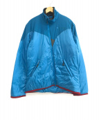 ()の古着「ハイルドジャケット」 ブルー