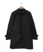 JOSEPH HOMME(ジョゼフ オム)の古着「20S/S ライナー付ステンカラーコート」 グレー