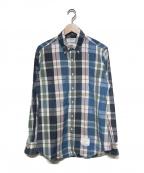 Thom Browne(トムブラウン)の古着「チェックシャツ」|マルチカラー