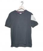MONCLER(モンクレール)の古着「ガムブルー MAGLIA Tシャツ」|ブラック