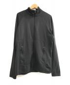 ()の古着「R1 FULL-ZIP JACKET」|グレー