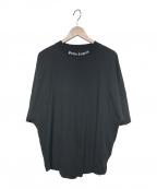 Palm Angels(パームエンジェルス)の古着「CLASSIC LOGO T-SHIRT」|ブラック