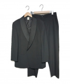 GIANNI VERSACE(ジャンニヴェルサーチ)の古着「タキシード」|ブラック