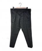 FUMITO GANRYU(フミトガンリュウ)の古着「20S/S KRUTA PANTS」|グレー