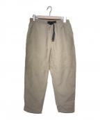 BROWN by 2-tacs(ブラウンバイツータックス)の古着「21S/S Easy pants」 ベージュ