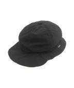TIGHTBOOTH PRODUCTION(タイトブースプロダクション)の古着「ROUND BRIM CAP」|ブラック