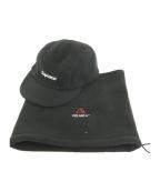 SUPREME(シュプリーム)の古着「19A/W Facemask Polartec Camp C」|ブラック