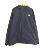 ()の古着「Scoop Jacket」 ネイビー