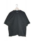 ()の古着「21S/S RAGLAN CONTRASTED T-SHIR」|ブラック