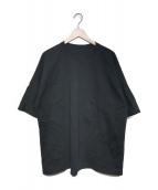 ()の古着「DARTED T-SHIRT」|ブラック