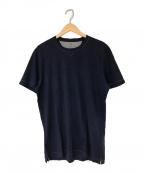 BRUNELLO CUCINELLI(ブルネロクチネリ)の古着「Tシャツ」 ネイビー