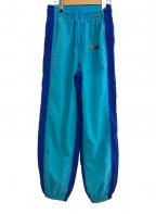 IRENEISGOOD(アイリーンイズグッド)の古着「TRACK PANTS」|スカイブルー
