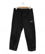 OAMC(オーエーエムシー)の古着「Regs Pants」|ブラック