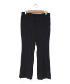 ()の古着「Flare Trousers」 ネイビー