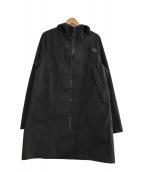 ()の古着「Gadget Hangar Coat」 ブラック