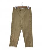 OAMC(オーエーエムシー)の古着「20S/S Idol pant」 ベージュ