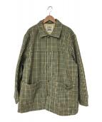 ()の古着「SLOUCHY TYPE II トラッカージャケット」 ベージュ