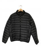 TUMI(トゥミ)の古着「パトロール パッカブル ダウンジャケット」 ブラック