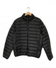 TUMI (トゥミ) パトロール パッカブル ダウンジャケット ブラック サイズ:L