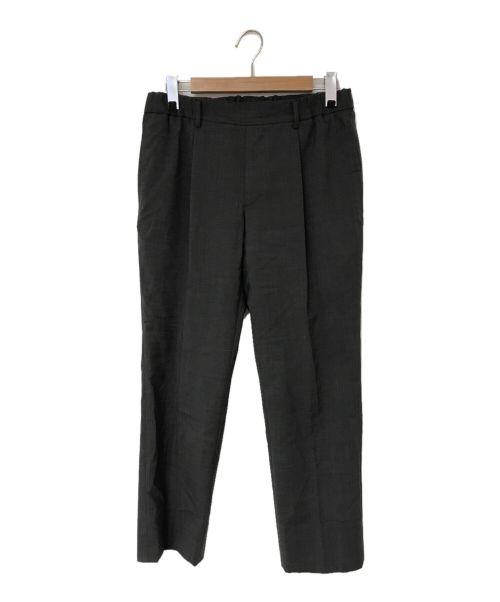CARUSO(カルーゾ)CARUSO (カルーゾ) スラックス グレー サイズ:46の古着・服飾アイテム