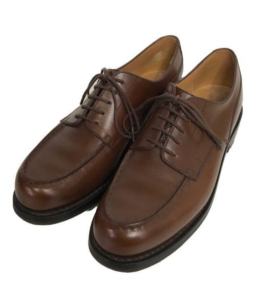 J.M.WESTON(ジェイエムウエストン)J.M.WESTON (ジェイエムウエストン) GOLF ブラウン サイズ:5/Cの古着・服飾アイテム